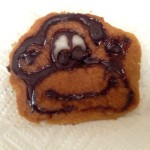 Drowned monkey biscuit