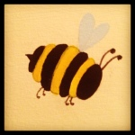 Bee painting addiction