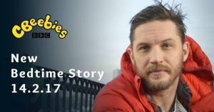 Tom Hardy gets valentine's day sorted